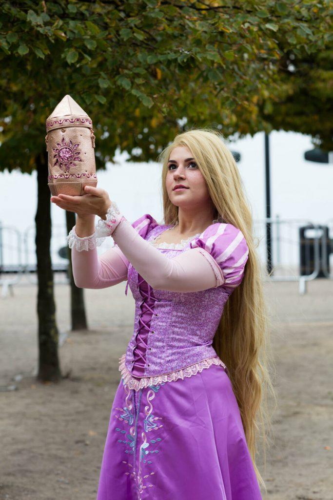 Bangueran Rapunzel Disney