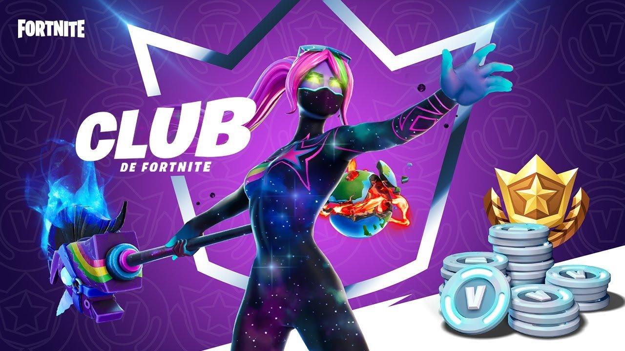 Portada Club de Fortnite
