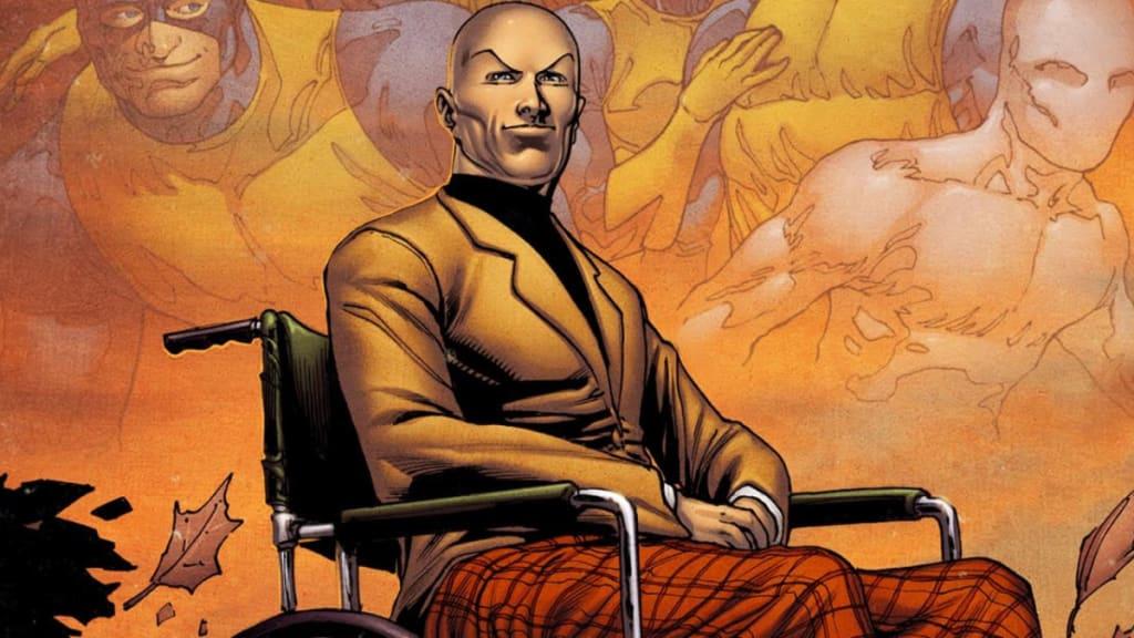 Charles Xavier de los X-Men