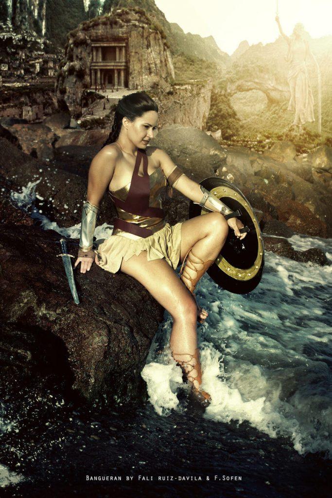Bangueran Wonder Woman DC